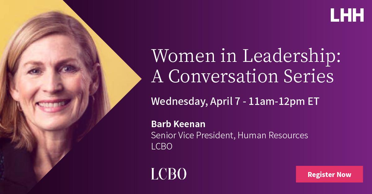 Women in Leadership - Barb Keenan