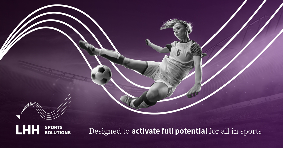 Designed to activate full potential for all in sports