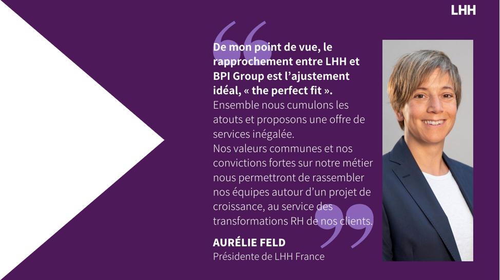 Aurélie Feld - BPI Group